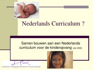 Nederlands Curriculum ?