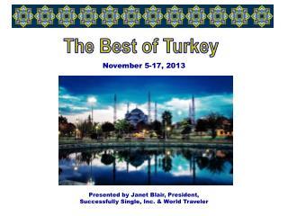 November 5-17, 2013