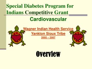 Special Diabetes Program for Indians  Competitive  Grant
