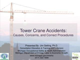 Tower Crane Accidents: Causes, Concerns, and Correct Procedures