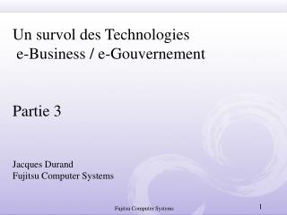 3. Transactions e-Business et Processus Business  -  BPM - WS-BPEL - ebXML ebBP