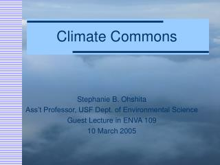 Climate Commons