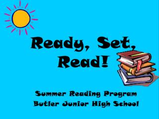 Need for a Summer Reading Program