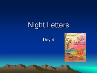 Night Letters