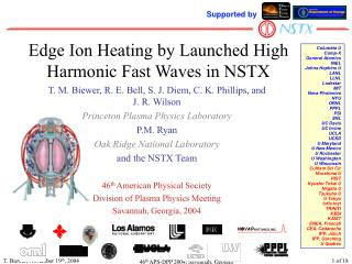 Edge Ion Heating by Launched High Harmonic Fast Waves in NSTX