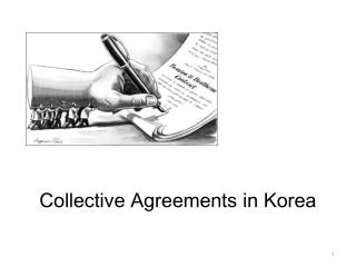 Collective Agreements in Korea