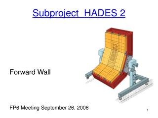 Subproject  HADES 2
