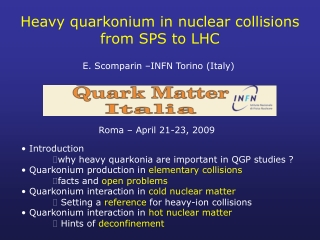 Heavy quarkonium in nuclear collisions from SPS to LHC