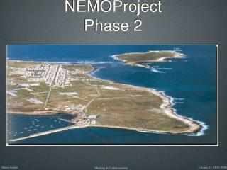 NEMOProject Phase 2