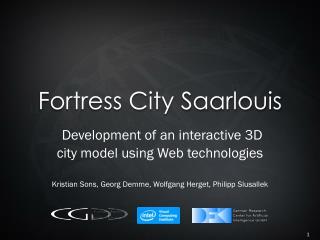 Fortress City Saarlouis