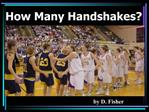 How Many Handshakes