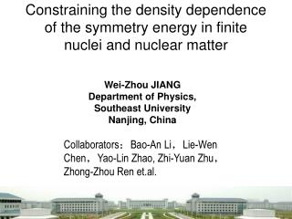 Constraining the density dependence of the symmetry energy in finite nuclei and nuclear matter