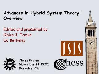Advances in Hybrid System Theory:  Overview