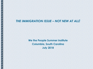 DO IMMIGRANTS HARM NATIVE WORKERS