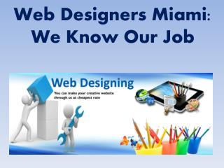 WEB DESIGN MIAMI