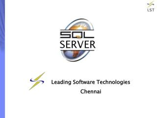 Leading Software Technologies Chennai