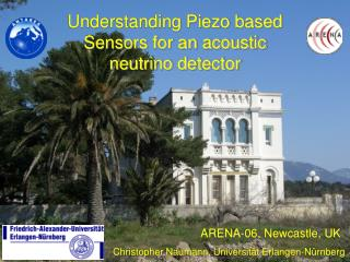 Understanding Piezo based Sensors for an acoustic neutrino detector