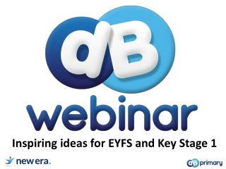 Inspiring ideas for EYFS and Key Stage 1