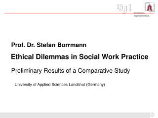 Preliminary Results of a Comparative Study
