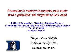 Prospects in neutron transverse spin study with a polarized  3 He Target at 12 GeV JLab