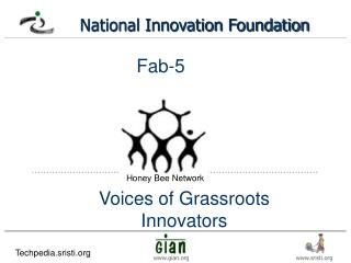 Voices of Grassroots Innovators