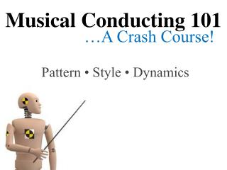 Musical Conducting 101