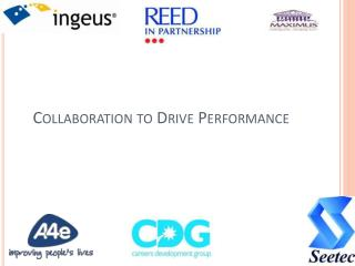 Collaboration to Drive Performance
