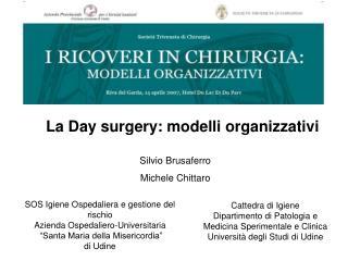 Silvio Brusaferro  Michele Chittaro