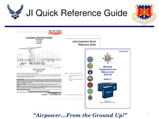 JI Quick Reference Guide