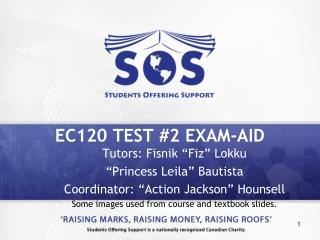 EC120 TEST #2 EXAM-AID
