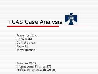 TCAS Case Analysis