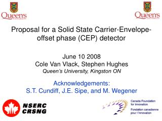 Proposal for a Solid State Carrier-Envelope-offset phase (CEP) detector