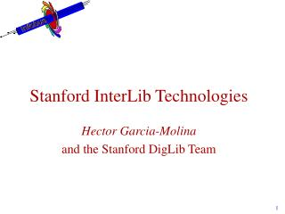 Stanford InterLib Technologies