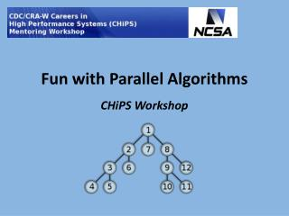 Fun with Parallel Algorithms