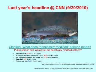 Last year's headline @ CNN (9/20/2010)