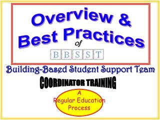 Building-Based Student Support Team