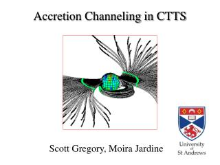 Accretion Channeling in CTTS