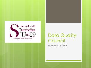 Data Quality Council