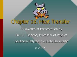 Chapter 18. Heat Transfer