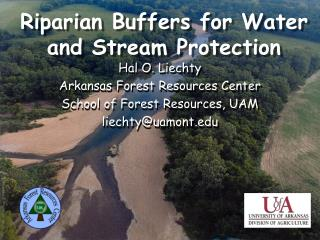 Riparian Buffers for Water and Stream Protection