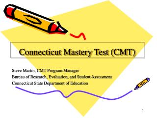 Connecticut Mastery Test (CMT)