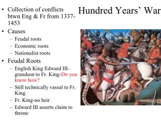 Hundred Years' War