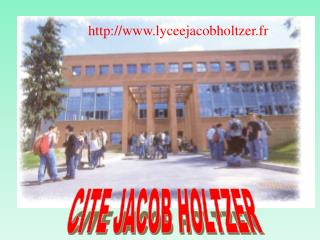 CITE JACOB HOLTZER