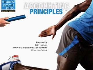 Prepared by Coby Harmon University of California, Santa Barbara Westmont College