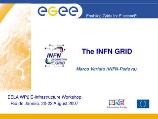 The INFN GRID