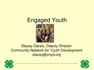 Engaged Youth