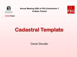 Cadastral Template