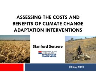 Assessing the Costs and Benefits of Climate Change Adaptation Interventions