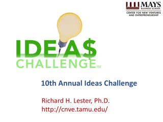 10th Annual Ideas Challenge
