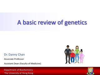 A basic review of genetics
